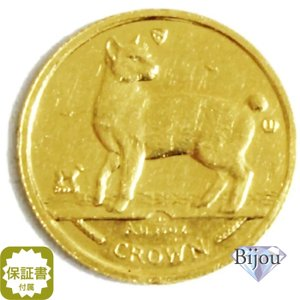 K24 マン島 キャット金貨 コイン 1/25oz 1.24g 1994年 招き猫 純金|bijou-shop