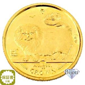 K24 マン島 キャット金貨 コイン 1/25oz 1.24g 1997年 招き猫 純金|bijou-shop