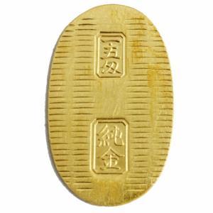 三越製 K24 純金小判 5.6g 1.5匁  bijou-shop