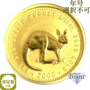 カンガルー金貨 オーストラリア 1/10オンス ランダムイヤー 中古美品 24K 24金 純金 bijou-shop