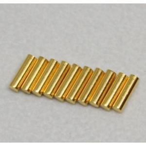 純金 K24 丸棒 10本セット 無垢 4.2g 24金 シャフト ハンドメイド用 bijou-shop