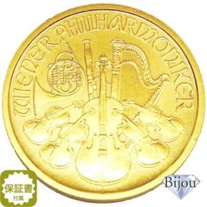 オーストリア ウィーン金貨 1/2オンス 1/2oz コイン 純金 K24 24金 15.5g 中古美品 送料無料|bijou-shop