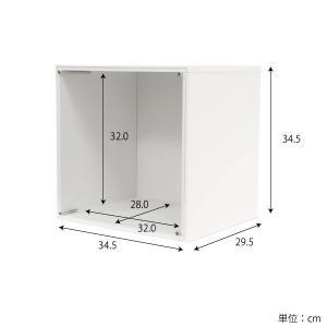 (お得な3個セット) コレクションケース キューブボックスα アクリルふたタイプ   / コレクションラック フィギュアケース bikagu 03