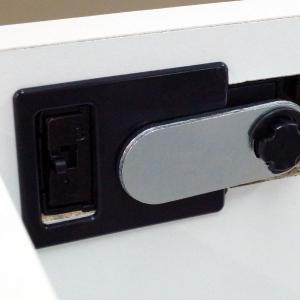 ダイヤル錠なら無くさない キューブボックスα 木製引き出し ダイヤル錠2個タイプ / 鍵付き 収納ボックス 引き出し 2段 小型 おしゃれ|bikagu|08