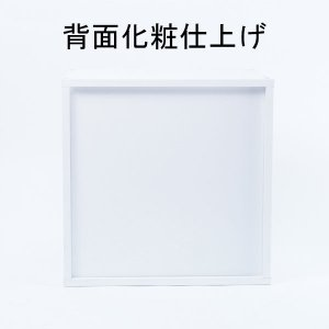 「ちょっと見える」が便利 キューブボックスα 鏡面2段引き出しタイプ / 木製 1段 カラーボックス 引き出し プラスチック 収納 薬箱 小物収納 卓上 おしゃれ rue|bikagu|05