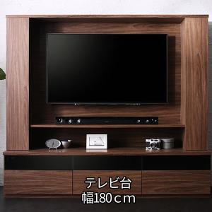 壁掛けタイプ ハイタイプ テレビ台 幅180 /壁面収納 テレビボード 55型 55V 55インチ ruo 2 bikagu