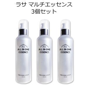 韓国コスメ ラサ マルチ エッセンス 200ml 3個セット LASA オールインワン 化粧水 乳液 美容液 リニューアル|bikatsu
