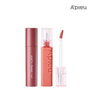 商品名:ジューシー パン ティント  内容量:4.5g   区分:韓国製/化粧品 メーカー:A'P...