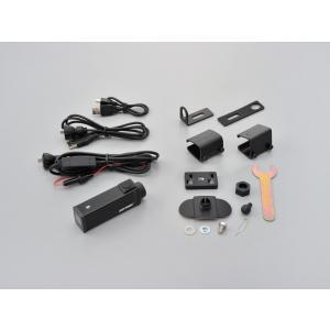 バイク用 DAYTONA ドライブレコーダーS100 96864 |ドラレコ オートバイ 2輪 オンボードカメラ|bike-briller
