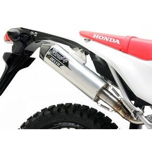 デルタDELTA サイレンサー CRF250L用-16 BARREL4  DL30-6111  スリップオン ボルトオンマフラー JMCA 非対応 bike-briller