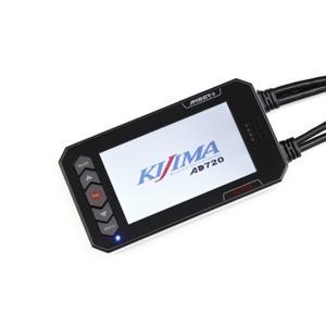 キジマ バイク用 ドライブレコーダー デュアルカメラ AD720| ドラレコ オートバイ 2輪|bike-briller|03