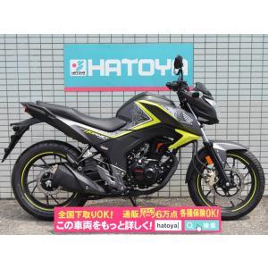 【諸費用コミコミ特価】ホンダ CB160R 前後ディスクコンビネーションブレーキ HONDA CB160R HORNET SE【輸入新車 ロードスポーツ160cc】|bike-hatoya