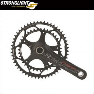 STRONGLIGHT(ストロングライト)VOLECE CARBON CRANK SET(クランク)|bike-king