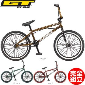 GT ジーティー 2019年モデル SLAMMER スラマー20 BMX bike-king