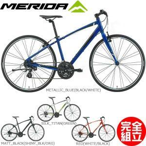 MERIDA メリダ 2019年モデル CROSSWAY 100 R クロスウェイ100R クロスバイク|bike-king