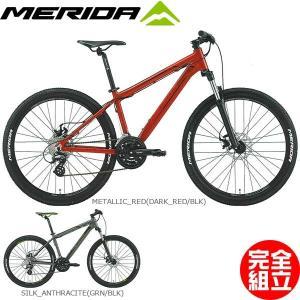 MERIDA メリダ 2019年モデル MATTS 6.10 MD マッツ6.10MD マウンテンバイク|bike-king