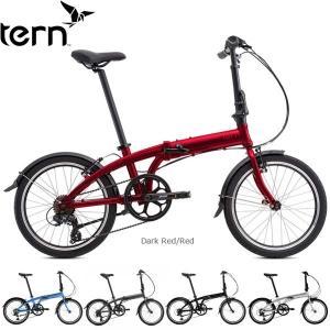TERN ターン 2019年モデル LINK A7 リンクA7 折りたたみ自転車 bike-king