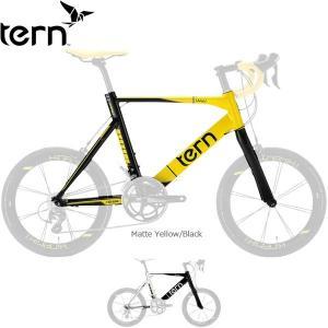 TERN ターン 2019年モデル SURGE PRO サージュプロ フレーム&フォーク ミニベロ ROJI BIKES|bike-king