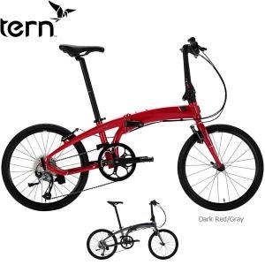 TERN ターン 2019年モデル VERGE D9 ヴァージュD9 折りたたみ自転車 bike-king