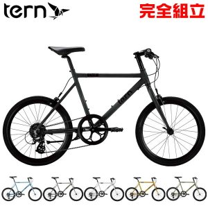 TERN ターン 2021年モデル CREST クレスト ミニベロ ROJI BIKES|bike-king