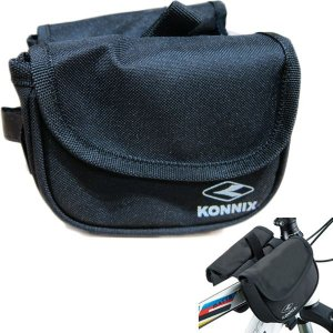 KONNIX コニックス TY-0708-13 トップチューブパニアバッグ|bike-king