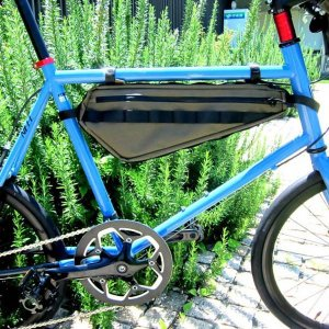 asahi アサヒ フレームバッグ|bike-king