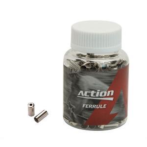 ASHIMA(アシマ) アクション ブレーキ フェルール/Action Brake Ferrules(アウターキャップ)(真鍮製)|bike-king