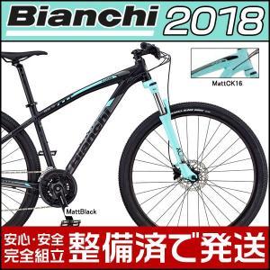 Bianchi(ビアンキ) 2018年モデル KUMA 29(クマ29) 29インチ MTB マウン...