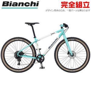 Bianchi(ビアンキ) 2018年モデル SIKA(シカ) 27.5インチ MTB マウンテンバイク bike-king