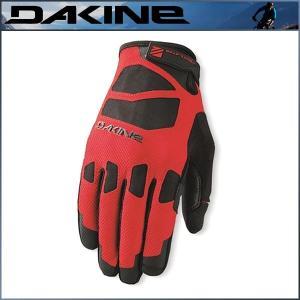 (30%OFF!)DAKINE(ダカイン) DK VENTILATOR(べンチレーター) GLOVE RED Sサイズ(グローブ)|bike-king