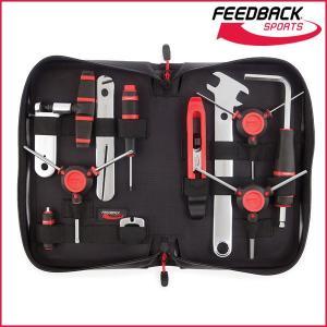 Feedback Sports ライド プレップ ツールキット(11ツール) (Ride Prep Tool Kit (11 tools)) フィードバックスポーツ|bike-king