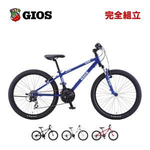 GIOS(ジオス) 2018年モデル GENOVA 24 ジェノア24 ジュニアバイク 子供用自転車|bike-king