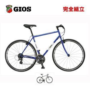 GIOS ジオス 2019年モデル MISTRAL CHROMOLY ミストラルクロモリ クロスバイク|bike-king
