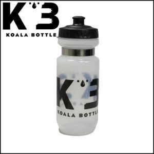 KOALA BOTTLE コアラボトル 21oz/621ml クリアー(ボトル&マグネットリング) ボトルケージ別売り|bike-king