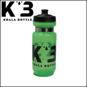 KOALA BOTTLE コアラボトル 21oz/621ml グリーン(ボトル&マグネットリング) ボトルケージ別売り|bike-king
