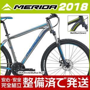 MERIDA(メリダ) 2018年モデル BIG.SEVEN...