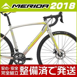 メリダ 2018年モデル CYCLO CROSS 400 / シクロクロス 400  シクロクロス/CX MERIDA ※ペダルは付属しません bike-king