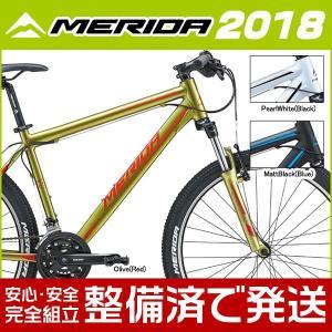 MERIDA(メリダ) 2018年モデル MATTS 6.5...