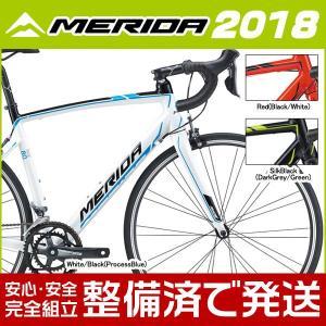 [お店で受取り専用] 2018 RIDE80 (ライド80) [メリダ] ロードバイク