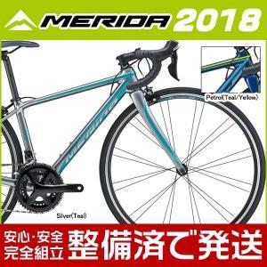 メリダ 2018年モデル SCULTURA 410 / スクルトゥーラ 410  ロードバイク/ROAD MERIDA bike-king