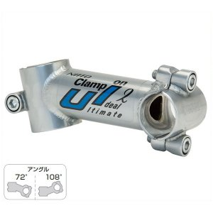 NITTO(日東) アヘッドステム クランプオン UI-2/Clamp on UI-2 bike-king