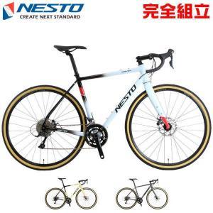 NESTO ネスト 2021年モデル GAVEL ガベル グラベル ロードバイク|bike-king