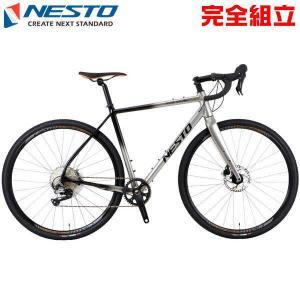 NESTO ネスト 2021年モデル KING GAVEL キングガベル グラベル ロードバイク|bike-king