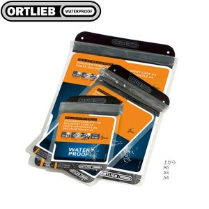 ORTLIEB オルトリーブ ドキュメントバッグ A5|bike-king
