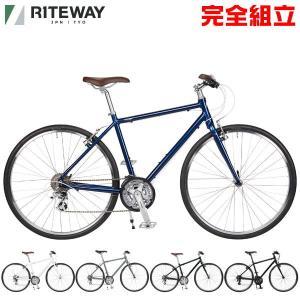RITEWAY ライトウェイ 2020年モデル SHEPHERD CITY シェファード シティ クロスバイク bike-king