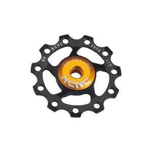 KCNC ケーシーエヌシー ジョッキーホイール 11T プーリー 11S/10S/9S ブラック|bike-king