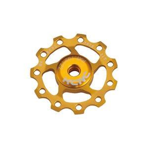 KCNC ケーシーエヌシー ジョッキーホイール 11T プーリー 11S/10S/9S ゴールド bike-king