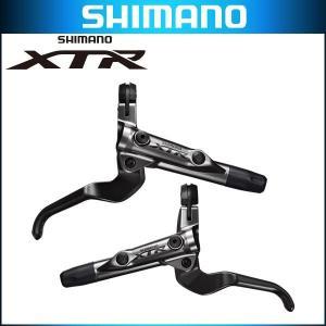 SHIMANO XTR シマノ XTR ブレーキレバー BL-M9000 左右セット ホース・オイル付属|bike-king