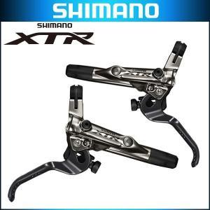 SHIMANO XTR シマノ XTR ブレーキレバー BL-M9020 左右セット ホース・オイル付属|bike-king