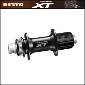 SHIMANO DEORE XT(シマノ ディオーレ XT) FH-M8010 ディスクブレーキ用リアフリーハブ 12mm Eスルーアクスル  32H OLD:142mm 12mmE-スルー センターロック|bike-king